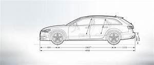 Dimension Audi A4 Avant : vista laterale a6 allroad quattro gamma audi a6 audi italia ~ Medecine-chirurgie-esthetiques.com Avis de Voitures