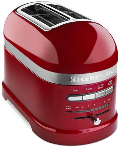 kitchen aid pro line toaster kitchenaid pro line 174 kmt2203 2 slice toaster electrics