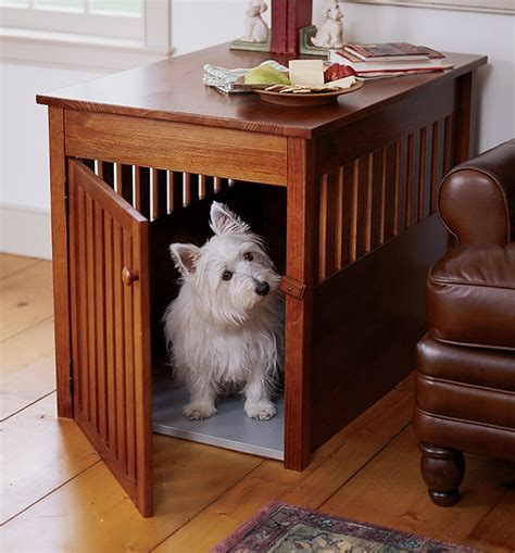 dog crate furniture solid wood crate furniture orvis uk