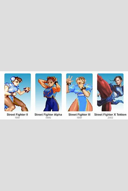 How eight iconic female characters evolved   Stuff.co.nz