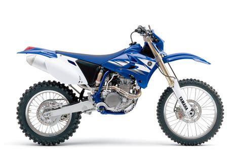 2006 Yamaha WR450F | Top Speed