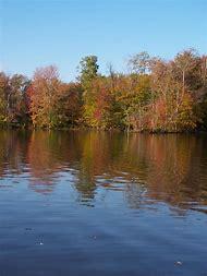 New York Salmon River Reservoir