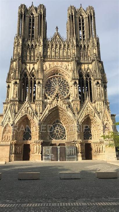 Reims Cathedral Dame Notre