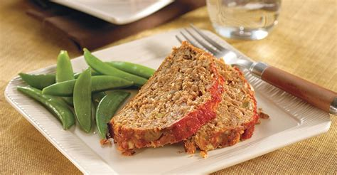 Ground beef is an excellent ingredient to use on an aip diet. Authentic Meatloaf - Diabetes Self-Management
