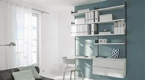Schreibtisch Wohnzimmer Lösung : regalb den lightboard lackiert oder melamin beschichtet regalraum ~ Markanthonyermac.com Haus und Dekorationen