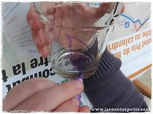Comment Faire Du Verre : faire du dessin sur verre la cour des petits ~ Melissatoandfro.com Idées de Décoration