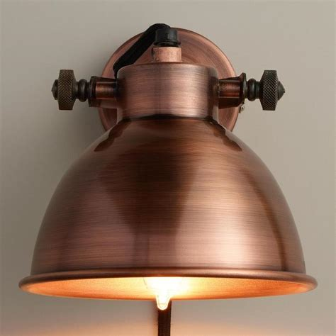 italy palace antique copper wall l frosted glass
