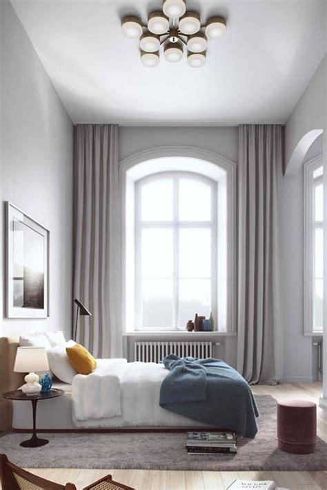 modele de perdele  draperii moderne pentru dormitor