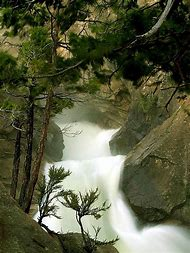 Top Sequoia National Park Waterfalls