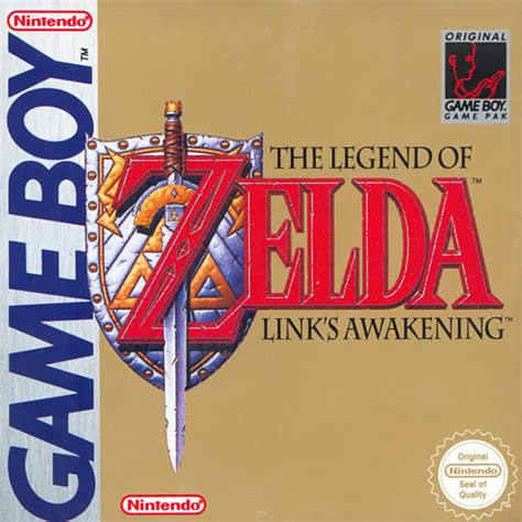 The Legend Of Zelda Links Awakening Nintendo Fandom