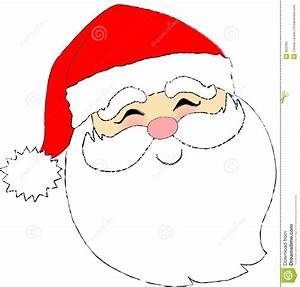 Cartoon Santa Claus Face | Printables | Pinterest | Santa ...