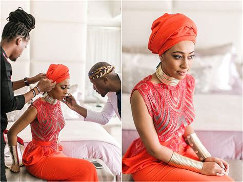 Traditional African Wedding Of The Year