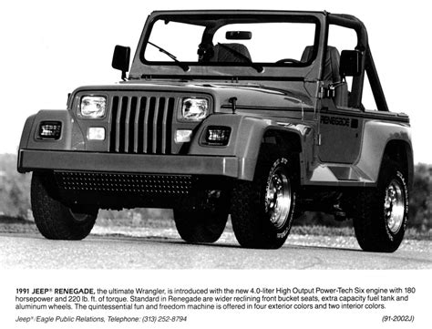 jeep wrangler icon jeep heritage and icons mega gallery
