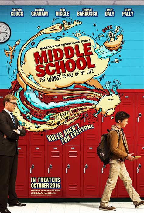 middle school  worst years   life dvd release date