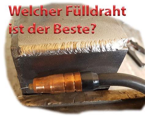 welcher rollputz ist der beste welcher f 252 lldraht ist der beste zum schwei 223 en ohne schutzgas test