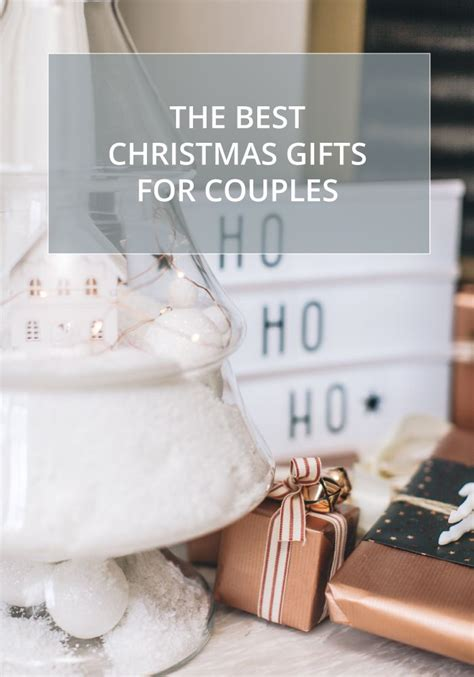 best 25 christmas presents for couples ideas on pinterest