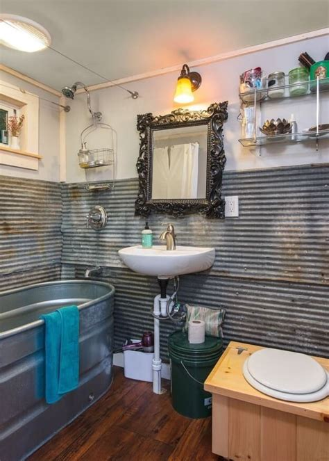 tiny house bathtub tiny house bathroom designs that will inspire you microabode