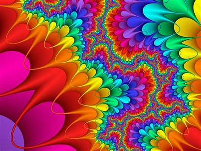 Psychedelic Colorful Paintings Pc 720p