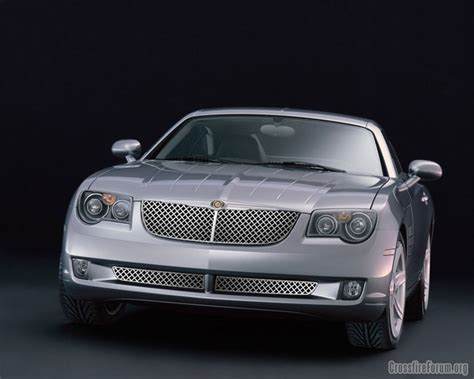 Chrysler Crossfire Grill by Stock Or Mesh Grille Vote Away And Explain Why