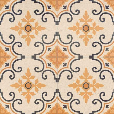 carrelage style ancien jaune orang 233 gales 44x44 cm 224 l ancienne as de carreaux