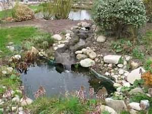 Bassin Exterieur Preforme : bassin de jardin preforme avec cascade bassin de jardin ~ Premium-room.com Idées de Décoration