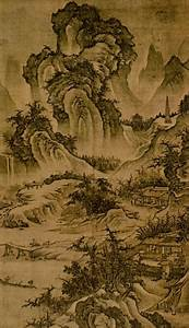 unknown title - Guo Xi - WikiArt.org - encyclopedia of ...