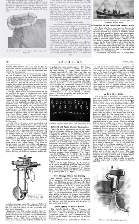 Motor Boat Facts by Time Warp Articles On Rowboat Motors Facts And Philosophy