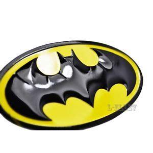 batman car clipart 1pcs metal batman car badge emblem batman logo car sticker