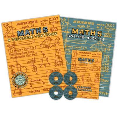 Teaching Textbook Math 5  Math  Homeschool Curriculum