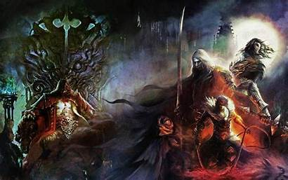 Shadow Lords Castlevania Pc Tapety Mirror