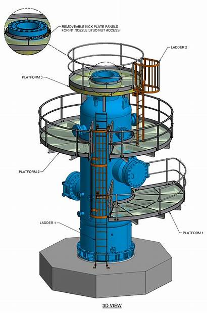 Vessel Pressure Tank Heat Process Vacuum Exchangers