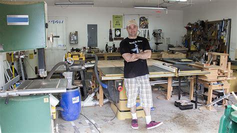 garage woodworks shop  jays custom creations