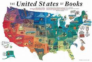 The Frivolous Bibliophile  United States Of Books