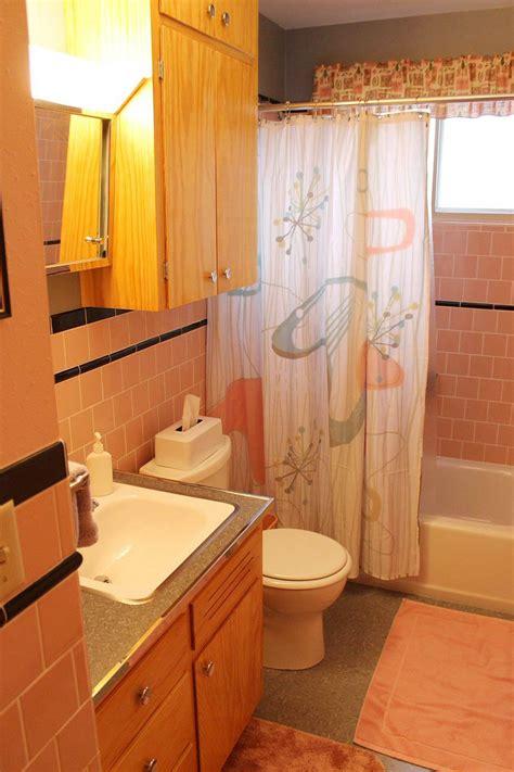 jim builds  pink  black bathroom inspired