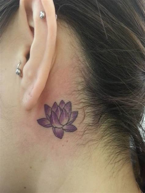 Permalink to Lotus Semicolon Tattoo Meaning
