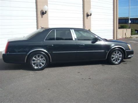 auto repair manual online 2007 cadillac dts electronic toll collection find used 2007 cadillac dts l sedan 4 door 4 6l in catharpin virginia united states for us