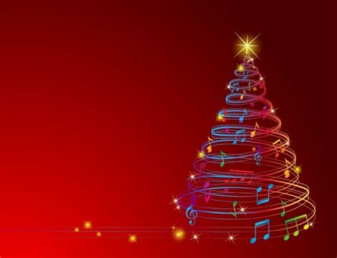 christmas tree star vector free vector download 13 481