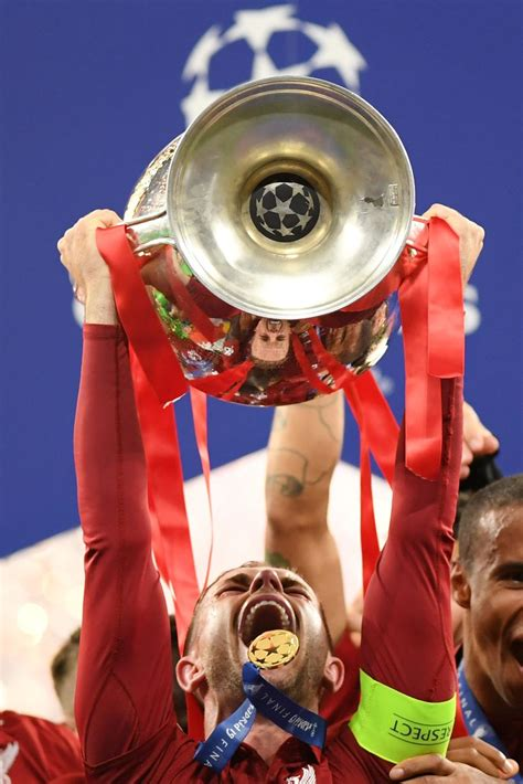 The best photos from Liverpool's Champions League final ...