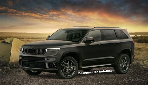 jeep grand cherokee   beefier   luxurious