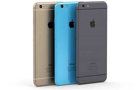 iphone 6c colors l iphone 6c parti pour 234 tre comme le 6s avec un 233 cran de 4 Iphon