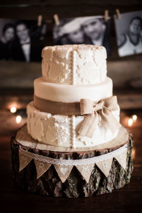 45 Chic Rustic Burlap And Lace Wedding Ideas And Inspiration