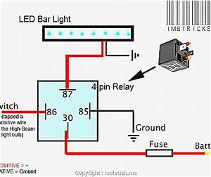 Best Led Bar Wiring Diagram Led Light Bar Wiring Diagram
