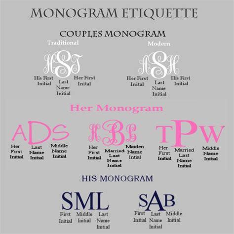 images  monogram etiquette  pinterest   names   women