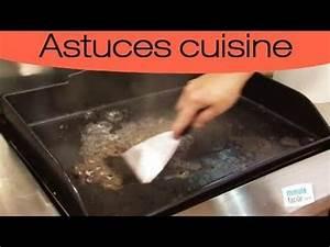 Nettoyer Une Plaque Vitrocéramique : au secours nettoyer une plancha facilement youtube ~ Melissatoandfro.com Idées de Décoration