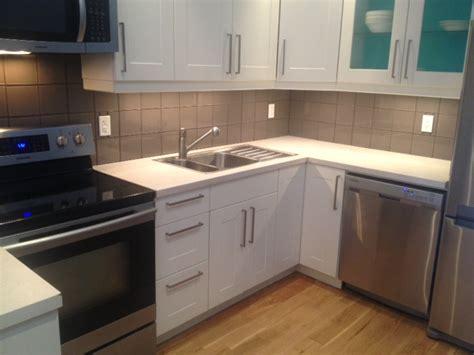 removing kitchen tile backsplash backsplash removal how not to do it storefront life