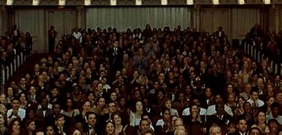 Standing Ovation Gifs Clapping Applause Audience Animated