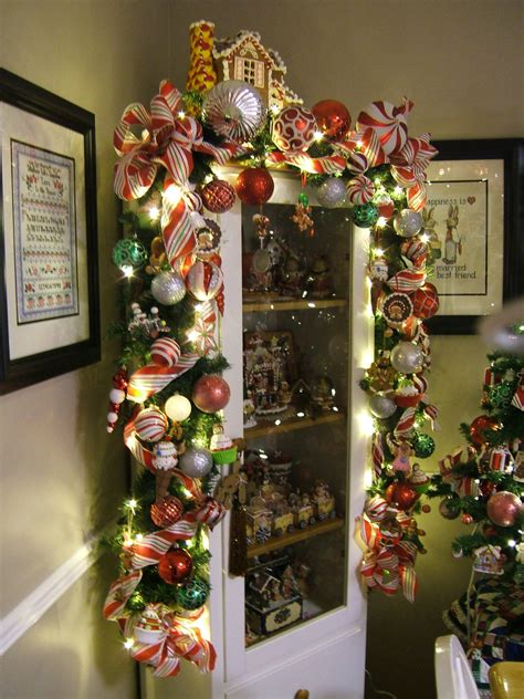 gingerbread home decor oh my the top garland the house on top