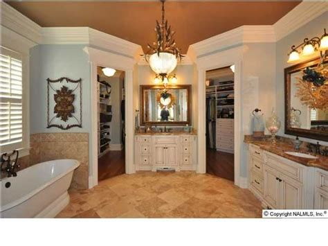 master bath with walk closet home is where the