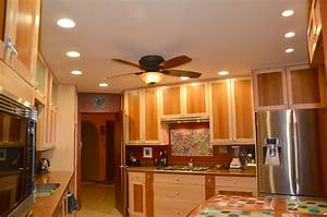 How to do recessed lighting in kitchen : Kitchen lighting archives total recessed