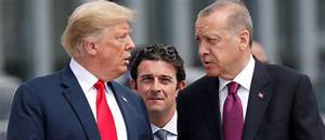 Trump: Turkey And Saudi Arabia Will Step Up In Syria | The ...